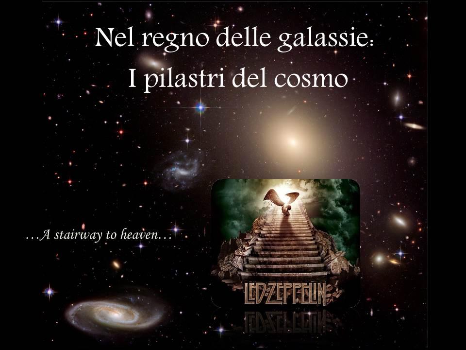Nel regno delle galassie - 16-4-15